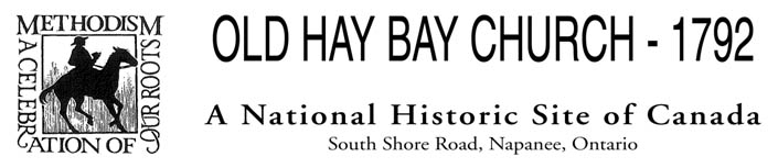 Old Hay Bay Church Logo